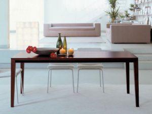 Деревянный стол Besana Light