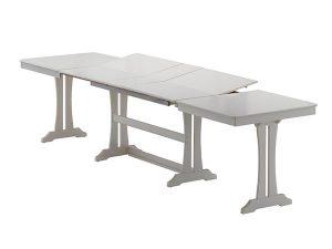 Обеденный раскладной стол ARTHUR (массив)