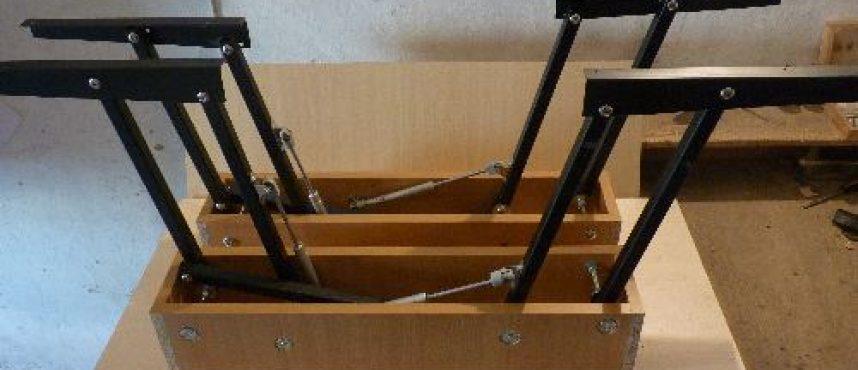 Как устроен стол-трансформер