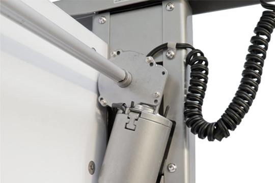 Стол с электроприводом для работы стоя сидя Дуо регулируемый по высоте