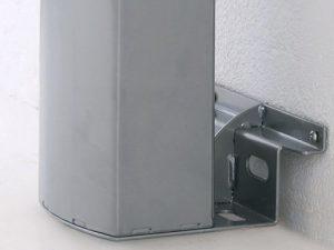 Используя данную модель, Вы сможете создать функциональное и привлекательное рабочее место. Настенное крепление легко устанавливается на опору и надежно закрепляет ее на стене. Установка рамы на стене упрощает процедуру уборки под ней. Из-за отсутствия основания Вы получаете дополнительное пространство для ног под столом. Крепление изготовлено из прочного металла и обеспечивает подъемный вес 100 кг.
