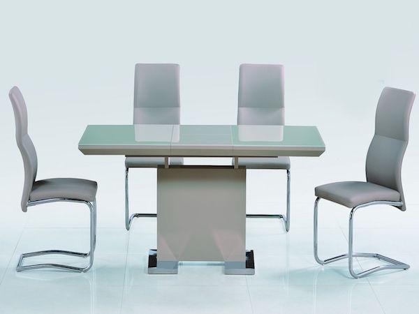 Стол-трансформер для кухни SURF (кофейный)